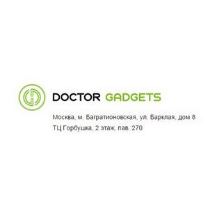 Doctor Gadgets: 5 лет качественной работы
