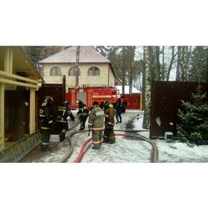 В Московской области удалось предотвратить повышения количества пожаров в период праздников