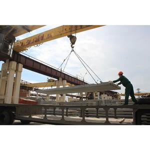 ПГК в 2,5 раза увеличила перевозку строительных грузов из Западной Сибири