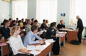 Продолжается совместный образовательный проект «РуссНефти» и РГУ нефти и газа им. И.М. Губкина