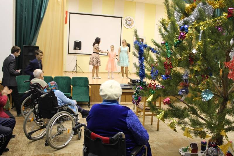 Активисты ОНФ в Мордовии провели акцию «Новогоднее чудо»