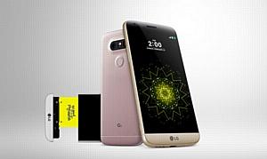 LG представил новый флагман G5