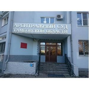 В Тамбовской области суд предписал потребителю электроэнергии выплатить более 38 миллионов рублей