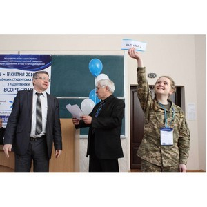 Киевстар отметил лучших студентов-радиотехников