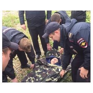 Сотрудниками зеленоградской полиции совместно с МЧС и волонтерами спасена 79-летняя пенсионерка