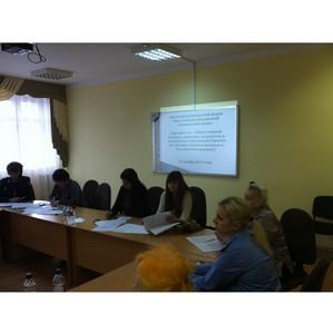Круглый стол по общественному контролю в общественной палате Орловской области