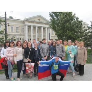 ОНФ в Омской области дал старт социальному образовательному проекту