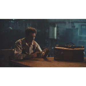 Актер Евгений Князев в новой рекламной кампании бренда сумок Ante Kovac