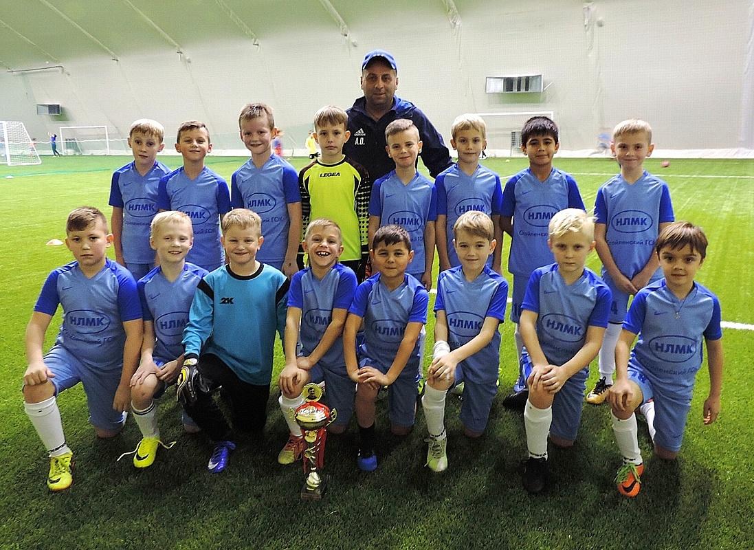 Стойленский ГОК поддерживает юных спортсменов