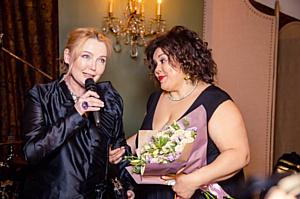 Королева блюза Виктория Пьер-Мари отметила свой День рождения