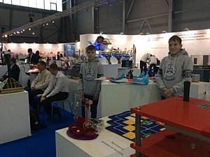 Юные талантливые инженеры из разных регионов России презентуют свои изобретения в ГосДуме