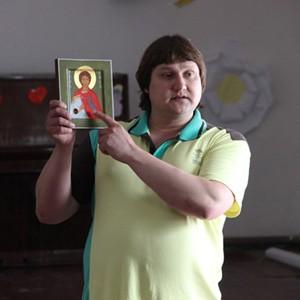 В ИК-22 впервые в УИС Кемеровской области организованы курсы по написанию православных икон
