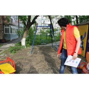 Активисты ОНФ проводят мониторинг качества благоустройства городской среды в Кабардино-Балкарии