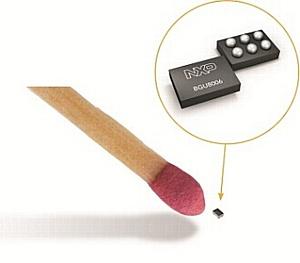 NXP: сверхминиатюрные малошумящие усилители