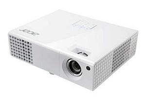 Начались поставки в Россию самого яркого бюджетного 3D Full HD проектора  Acer H6510BD.