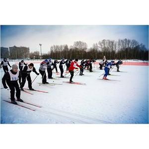 «Швабе» поддерживает «Лыжню России – 2017»