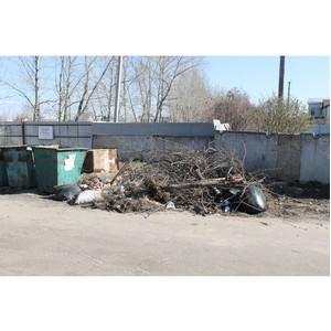 ОНФ помог скорректировать график вывоза мусора из Новой Усмани