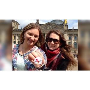 Студенты вуза представили Россию на собрании европейской ассоциации
