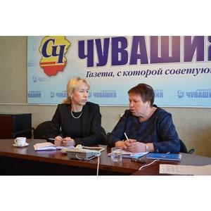 """Росреестр Чувашии ответил на вопросы читателей газеты """"Советская Чувашия"""""""