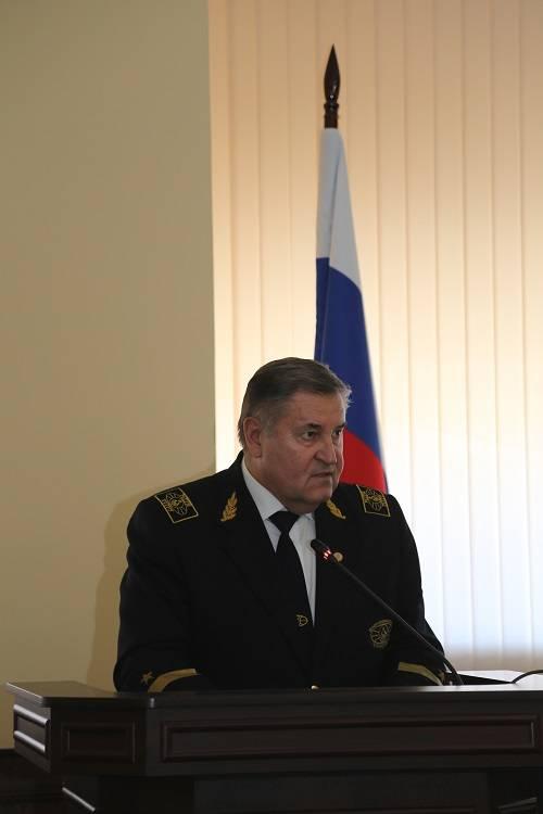 В МГРИ-РГГРУ прошло заседание расширенного Ученого совета