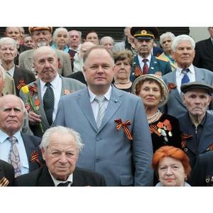 Пензенский депутат Вадим Супиков оказал помощь городскому Совету ветеранов