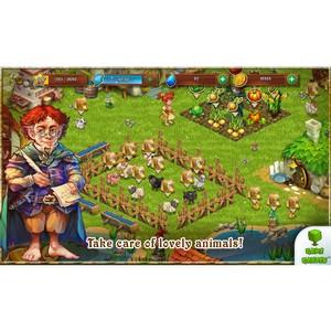 «Долина ферм» - новая игра с потрясающей графикой от Game Garden для iOS, Android и Amazon