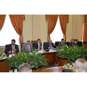 27.05.2016 года проведено рабочее совещание в администрации города Ессентуки Ставропольского края