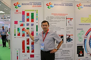 Business-Inform на выставке RemaxWorld Expo 2015