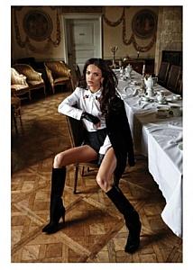 Аделина Шарипова: модная сказка от L'Officiel
