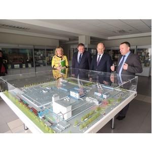 А. Скрябин:«Организация бесперебойной работы крупных предприятий – одна из приоритетных задач города»