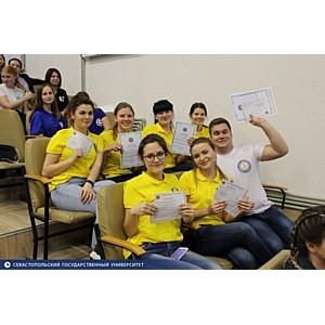 Студенты СевГУ победили в баттле МЧС по экстремальной психологии
