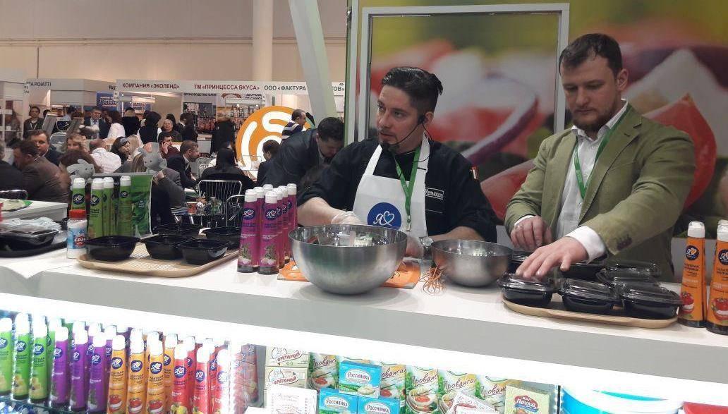 «Солнечные продукты» в 2017 году увеличили продажи заправок «Я люблю готовить» более чем в 2,5 раза