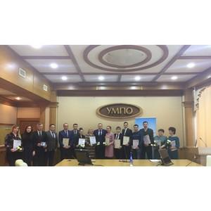 Лучшие машиностроители отмечены наградами Союза машиностроителей России