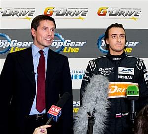 G-Drive стал официальным топливом шоу Top Gear Live