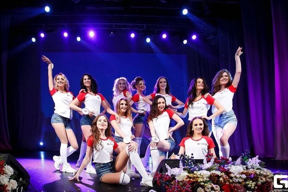 Студентка из Дзержинска Алина Путекова приняла участие во Всероссийском конкурсе красоты и таланта