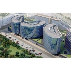 На юге Петербурга появится бизнес-центр премиум-класса