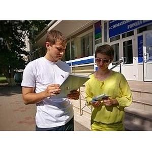Активисты ОНФ опросили пациентов поликлиник Белгорода на предмет качества медицинского обслуживания