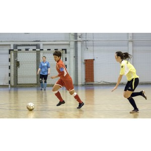 Женская сборная по футболу вышла в финал всероссийских вузовских соревнований