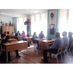 Дагестанские фронтовики провели «Уроки мужества» в школах Кизилюрта