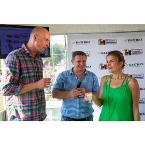 Гости проекта «Пивной сомелье» научились распознавать стили пива на фестивале «Пир на Волге»