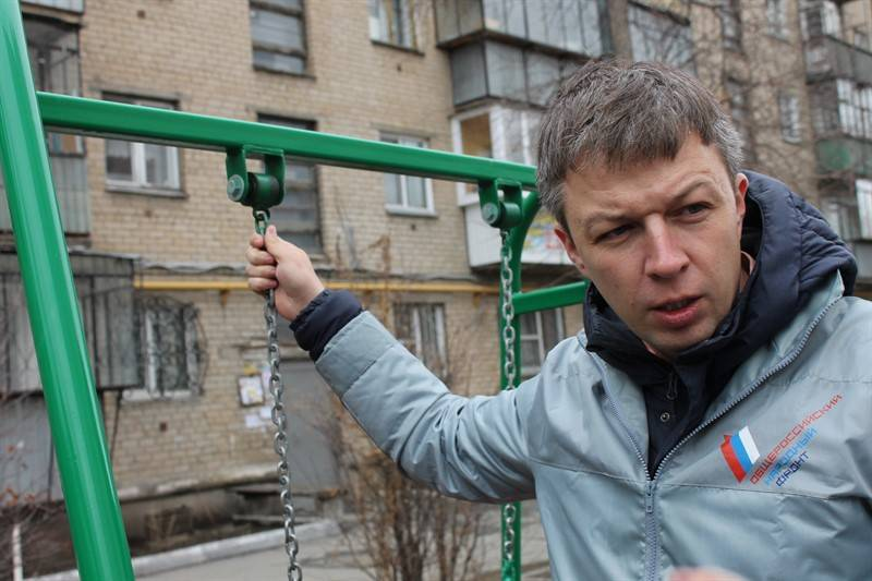 Эксперты ОНФ просят прокуратуру проверить игровые площадки в Челябинске