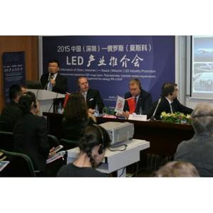 Китайские производители LED-оборудования нацелились на российский рынок