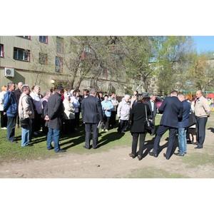 ОНФ в Мордовии взял на контроль благоустройство дворов в Рузаевке