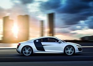 Ставим точку в предложениях на коллекцию Audi «лето 2013»