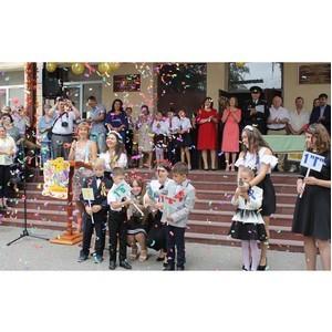 В День знаний активисты ОНФ провели в школах Кабардино-Балкарии акцию «Урок России»