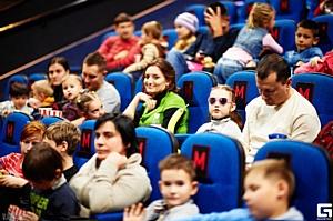 В Киеве стартовал детский Киноклуб Kinder