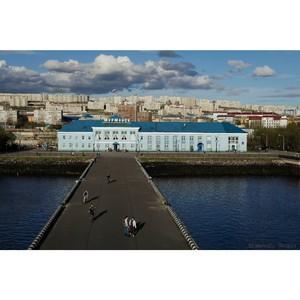 Реконструкция Мурманского морского вокзала под наблюдением