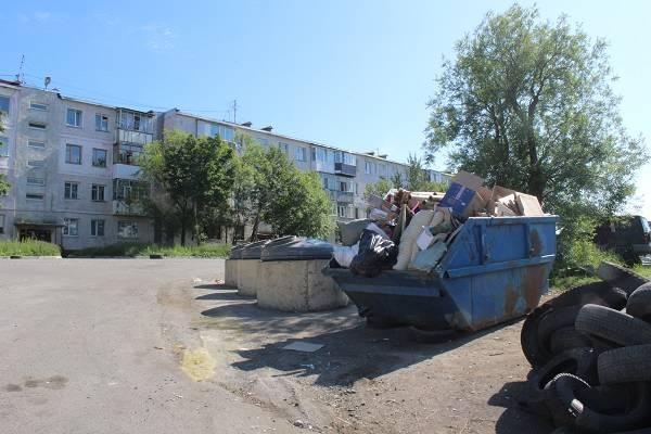 ОНФ добивается решения проблемы накопления отходов у жилого дома в Петропавловске-Камчатском