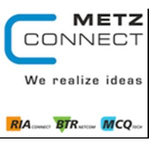Слияние компаний RIA CONNECT GmbH и BTR NETCOM GmbH с компанией METZ CONNECT GmbH