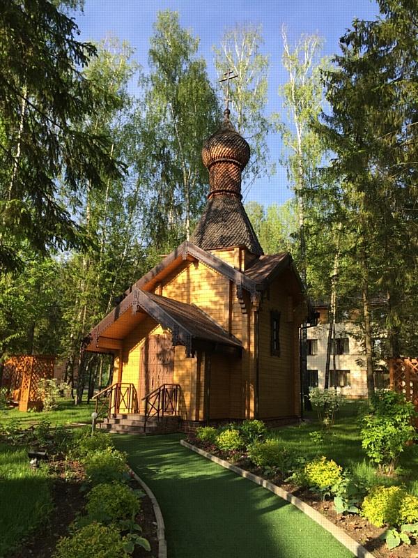 """Отель нового типа """"ЛЕС Арт Резорт"""" празднует свой 5-летний юбилей."""
